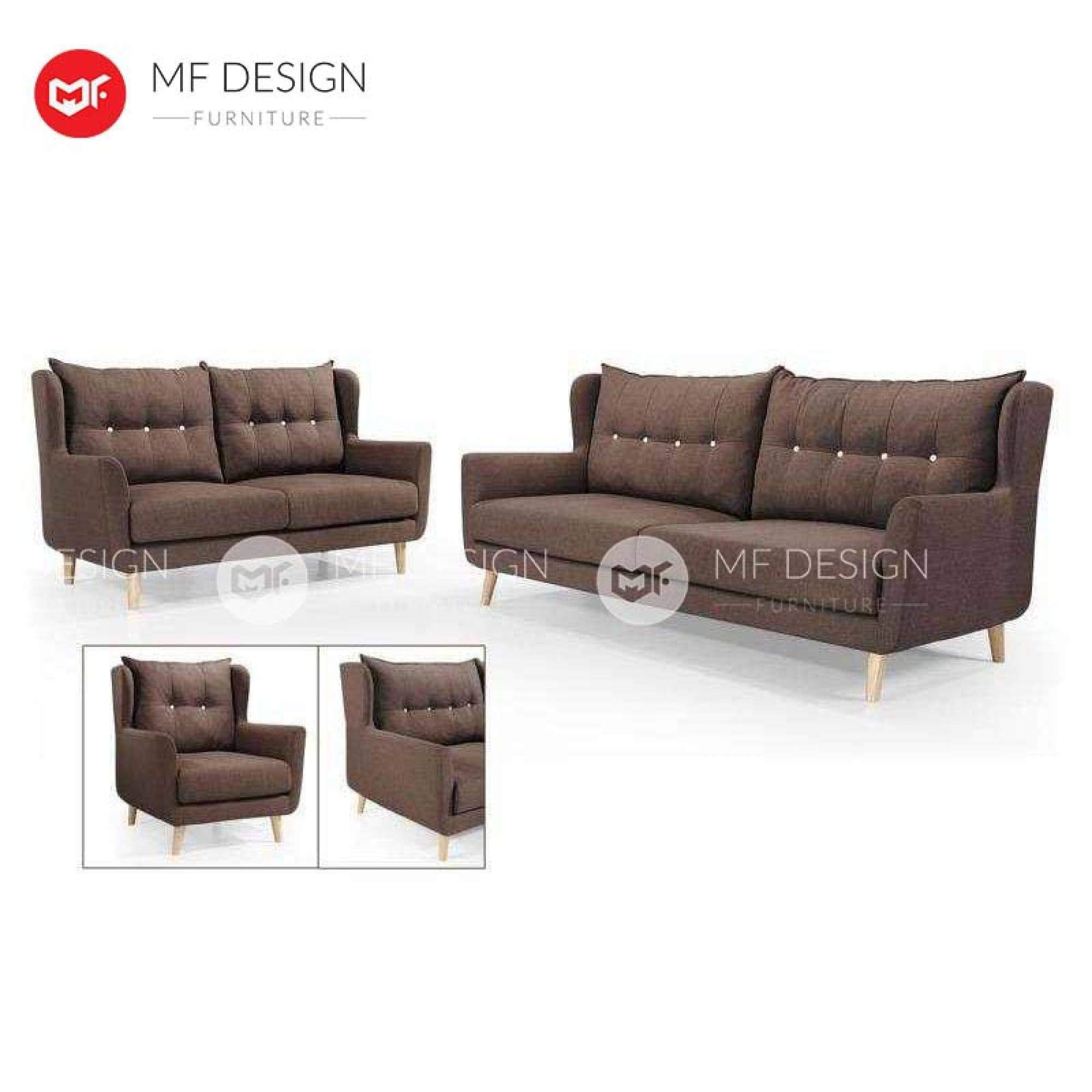 mfdesign88 Sofa Leo Sofa Set