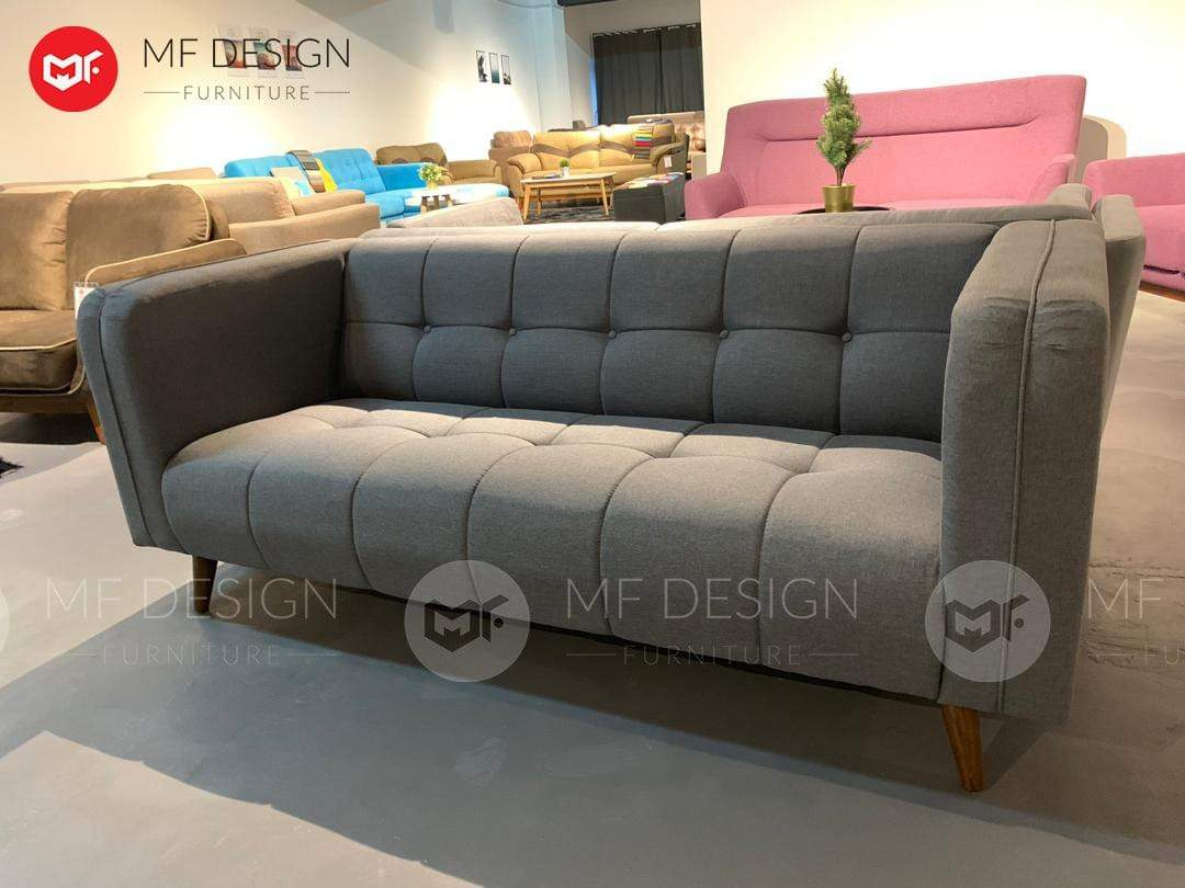 7 Sofa MF DESIGN DOUGLAS 3 SEATER SOFA SET (SALES 05)