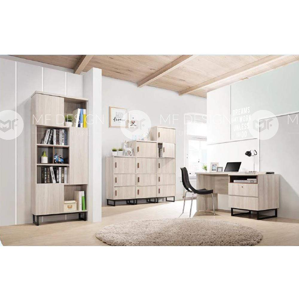 49 Study Desk MF Design Janon Study Table(Janon Series)