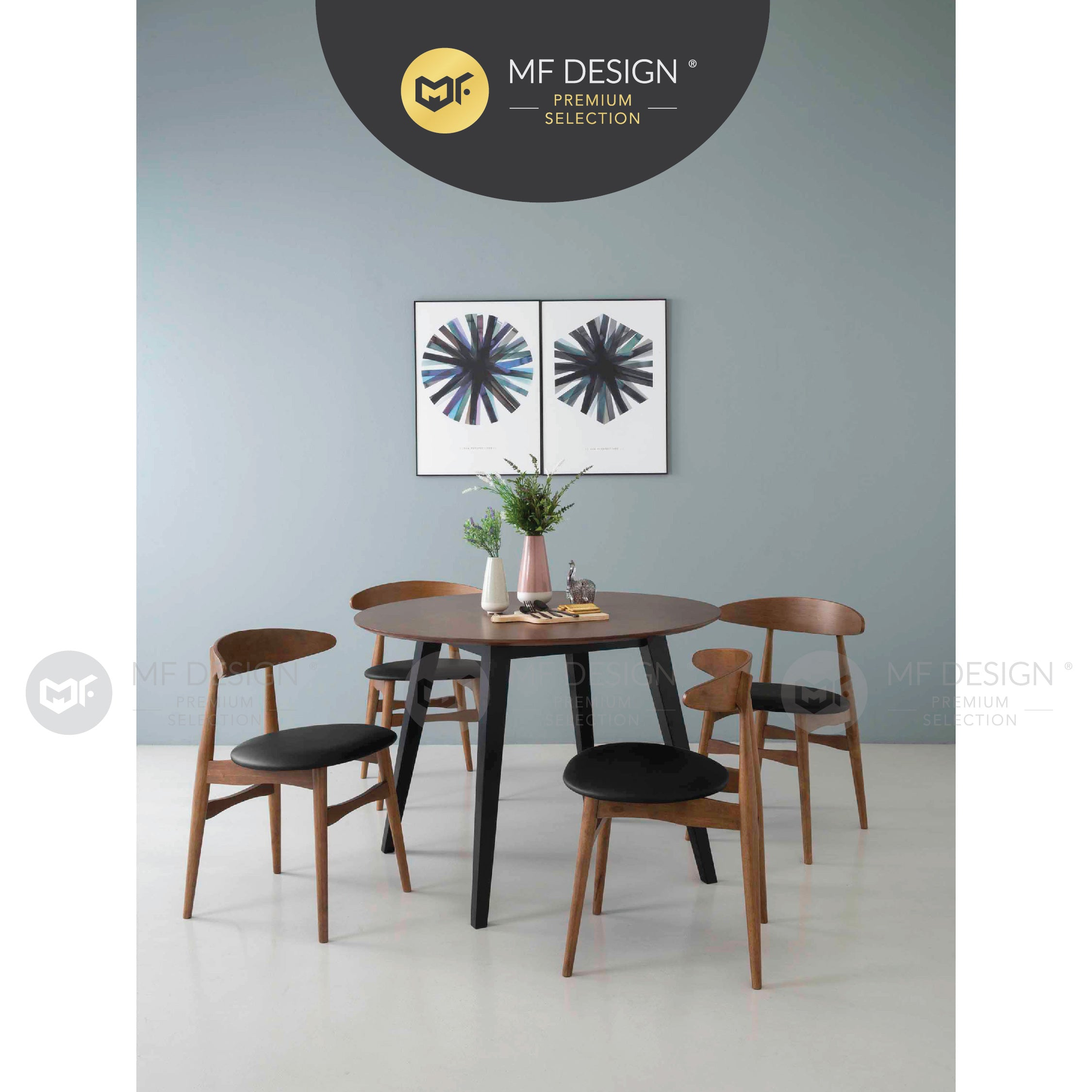 MFD Premium Tavis Dining Chair  / kerusi / chair