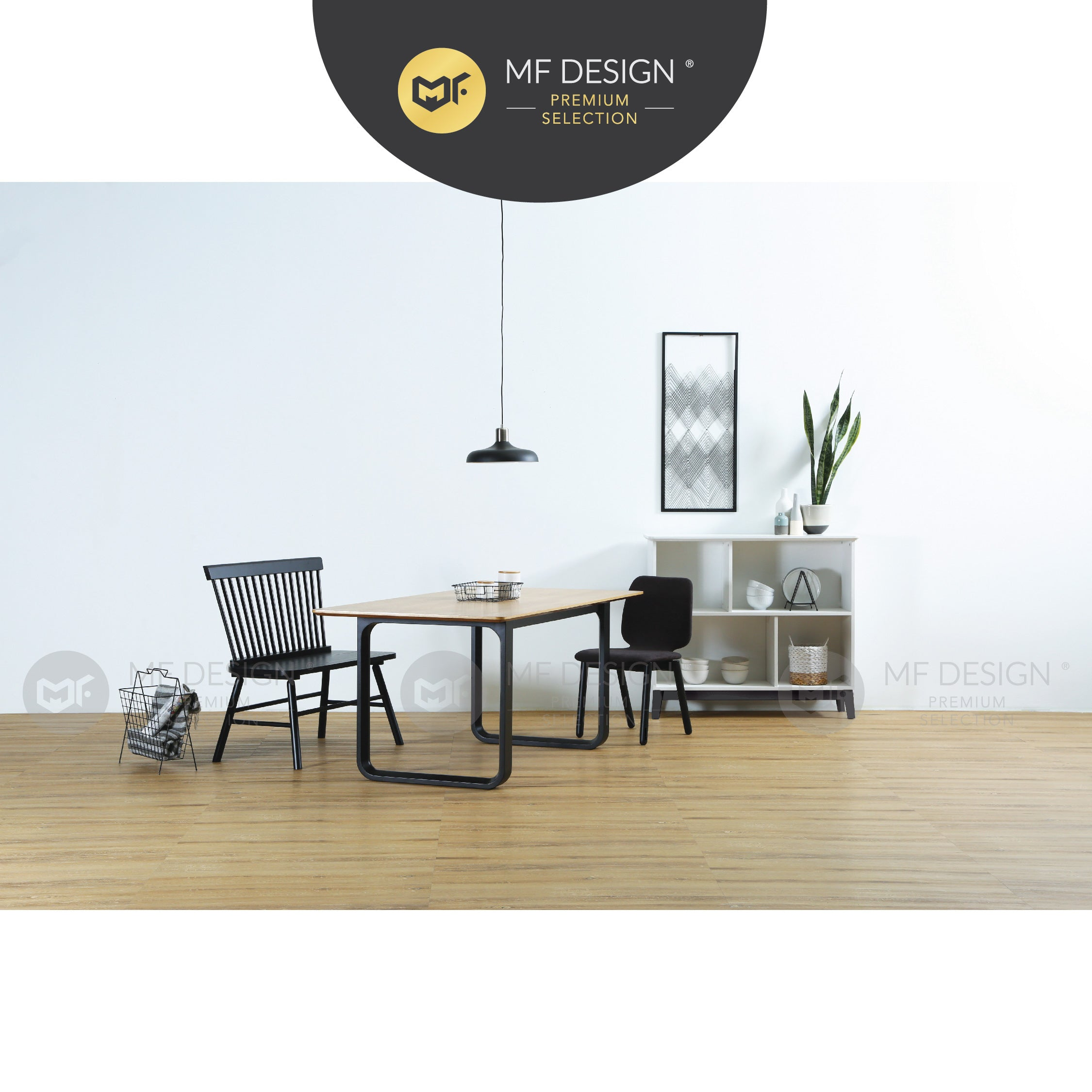 MFD Premium Usher Dining Table  / Meja Makan / Table