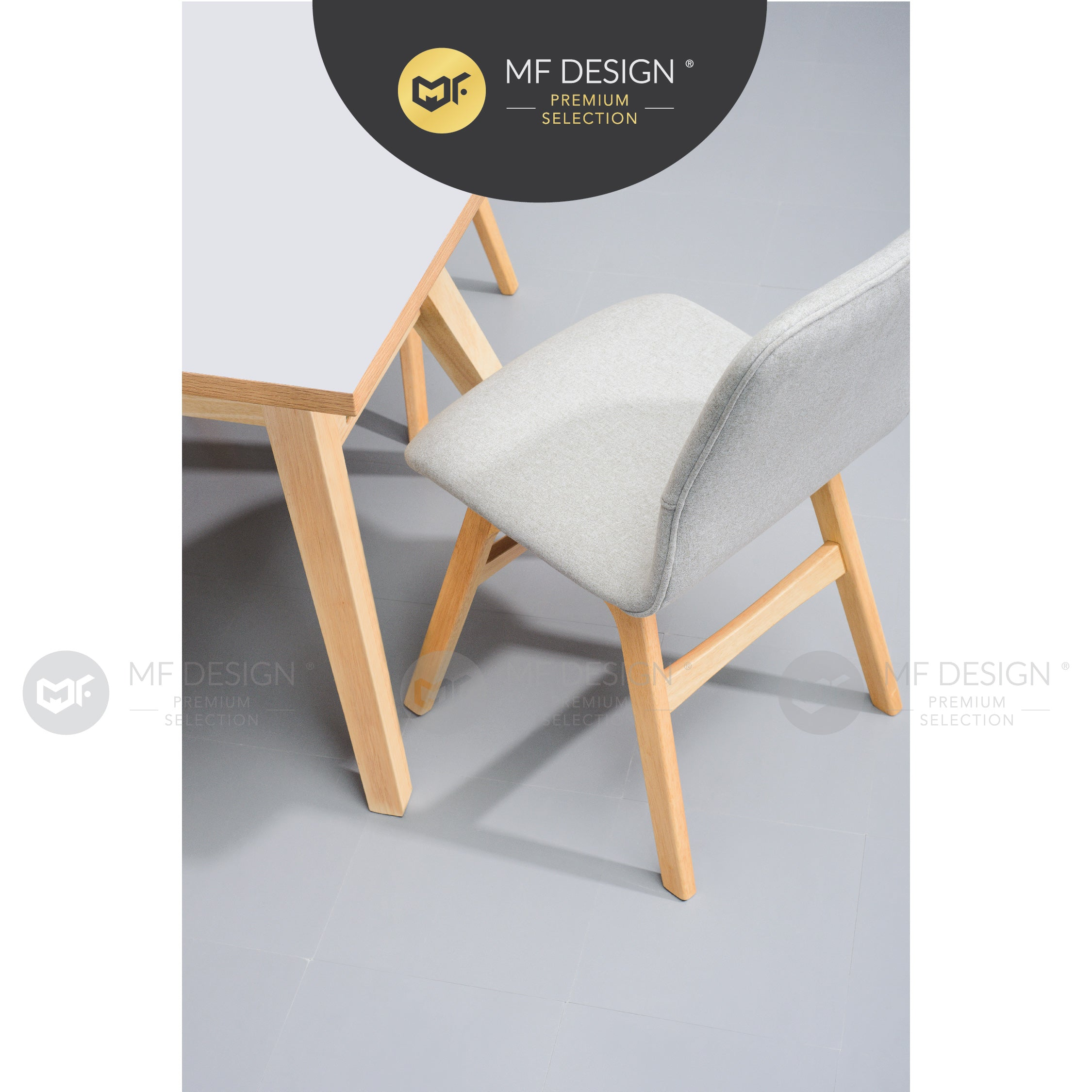 MFD Premium Vivien Dining Table / Meja Makan / Table
