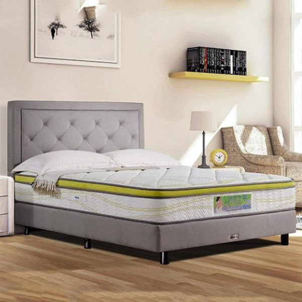 mfdesign88 Vono SpinePro SE Mattress (15 Years Warranty), Pocketed Intalok Spring 1200, Size: 11.5' Top to Bottom