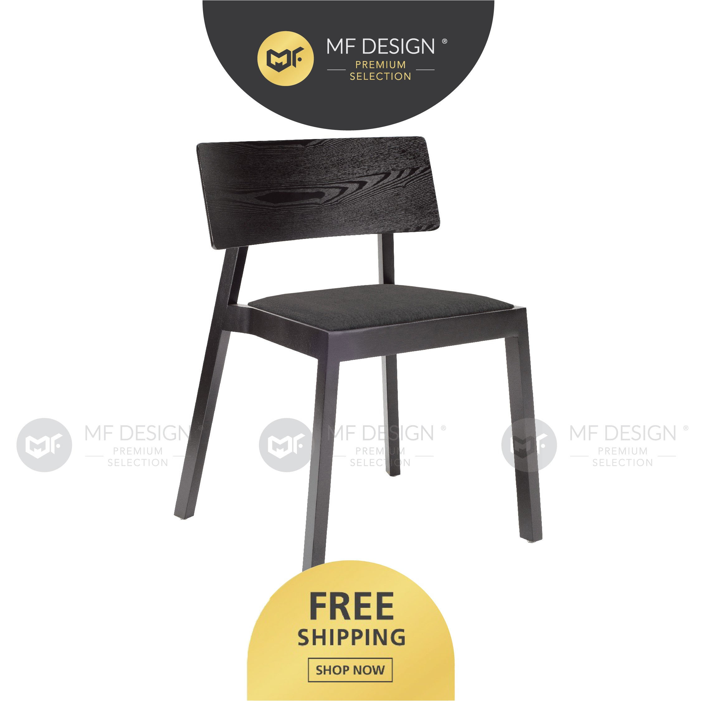 MFD Premium Whittney Dining Chair  / kerusi / chair