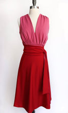 THAT DRESS~ PINK AND RED