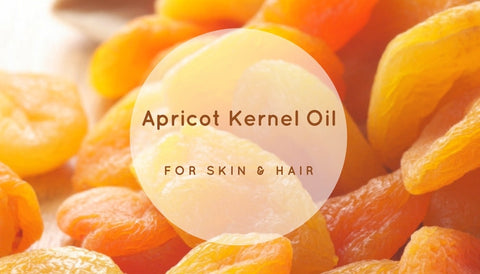 Apricot Kernel Oil Skin & Hair Benefits