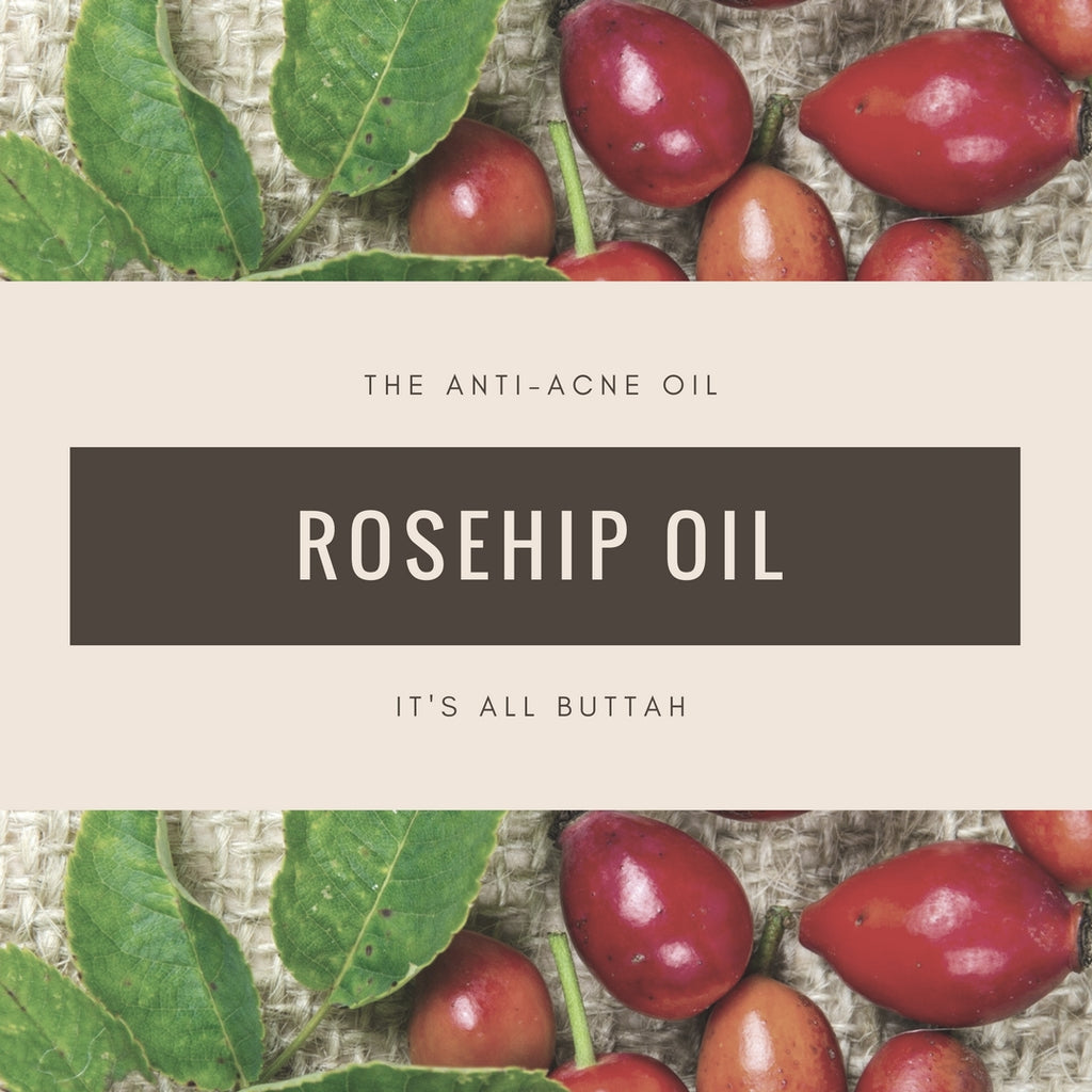 Benefits of Rosehip Oil for Acne