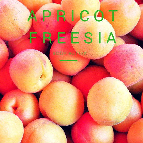 Apricot Freesia Body Butter