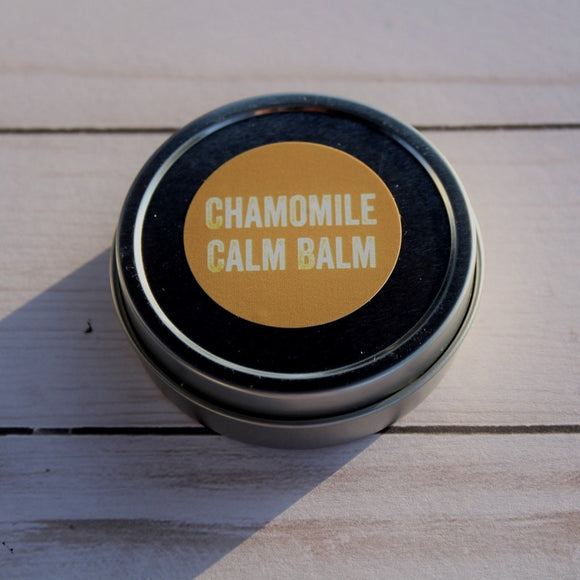 Chamomile Calm Balm for healing and relaxation