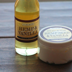 Hemp & Vanilla Duo
