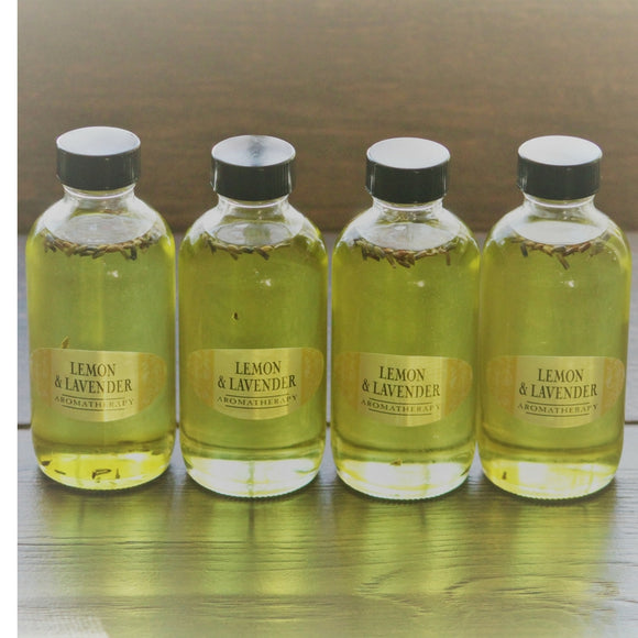 Aromatherapy Body Oil