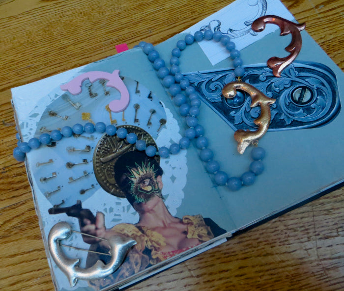 ROSIE SANDERS NEOCLASSICAL COUTRE - RENAISSANCE REBEL COLLECTION - INSPIRATION BIBLE