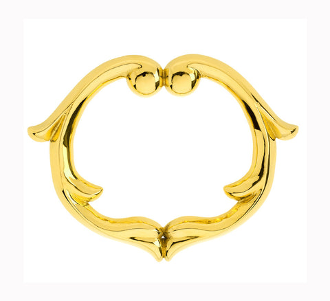 RENAISSANCE REBEL II POMPADOUR BANGLE