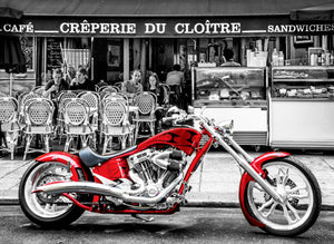 Red Chopper