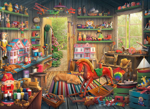 Toy Makers Shed