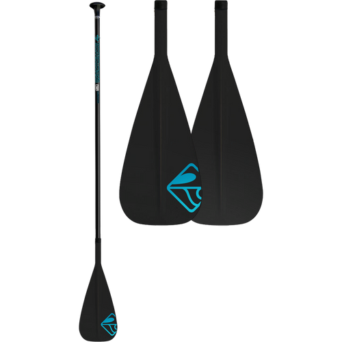 FGR Carbon 2-Piece Adjustable SUP Paddle