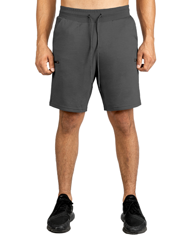"Tech Jogger Short v.2 - 8"" - Obsidian"