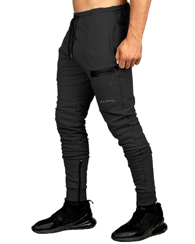 Performance Tech Jogger - Black