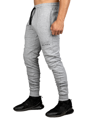 Jogger Sweat Pants - Identity - Stone