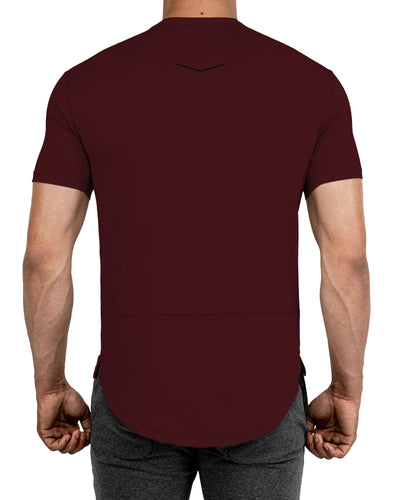 Grounded Performance Tee - Forge