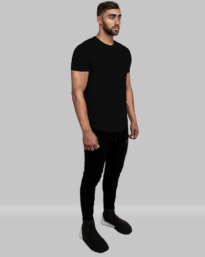 Grounded Performance Tee - Black