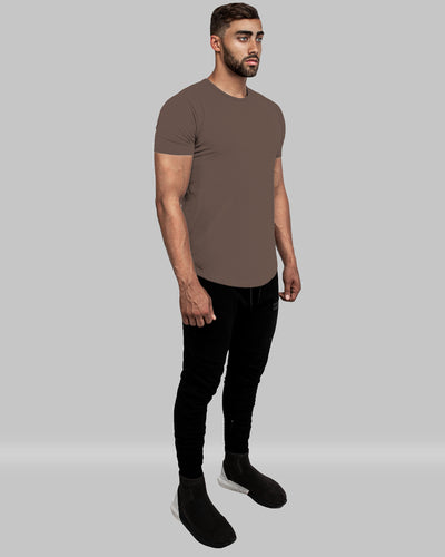 Grounded Performance Tee - Earth