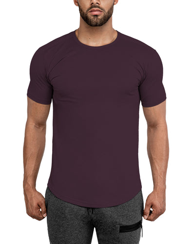 Grounded Performance Tee - Nightshade