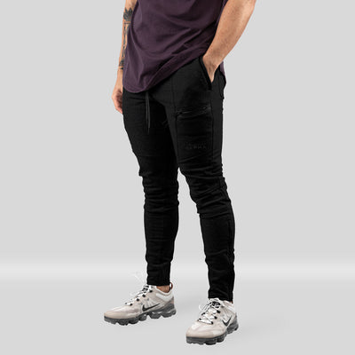 Performance Tech Jogger V.2 - Black