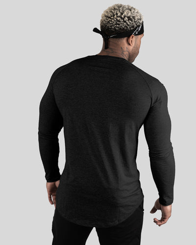 Alpha Flag Athleti-Fit™ LS - Black