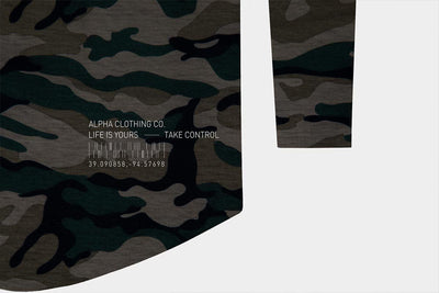 LS Athleti-Fit™ - Stamped - Camo