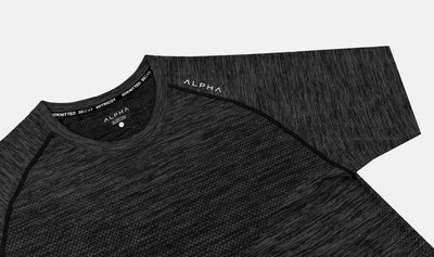 3D KNITTED™ Performance Shirt - Stealth