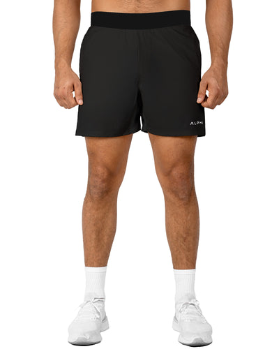"Adaptive Performance Short v.2 - 6"" - Black"