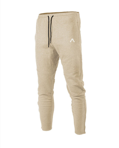 Tech Zip Joggers - Washed Dune