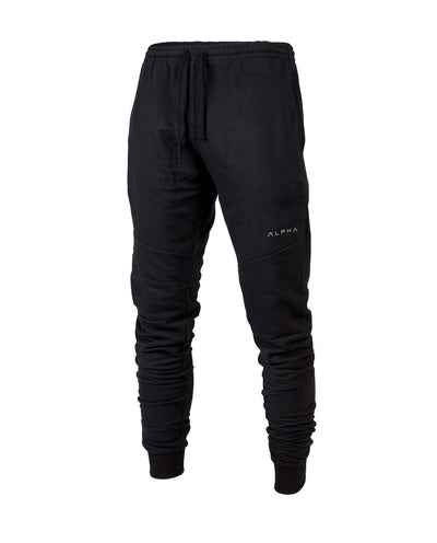 Jogger Sweat Pants - Identity - Black