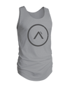 "Alpha Clothing ""Break"" Tank Top - Grey"
