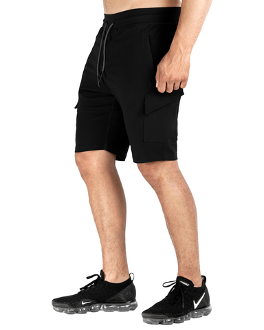 "Lite Performance Cargo Short v.2 - 8"" - Stealth"