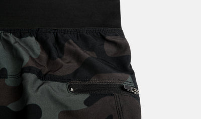 "Adaptive Performance Short - 9"" - Camo"