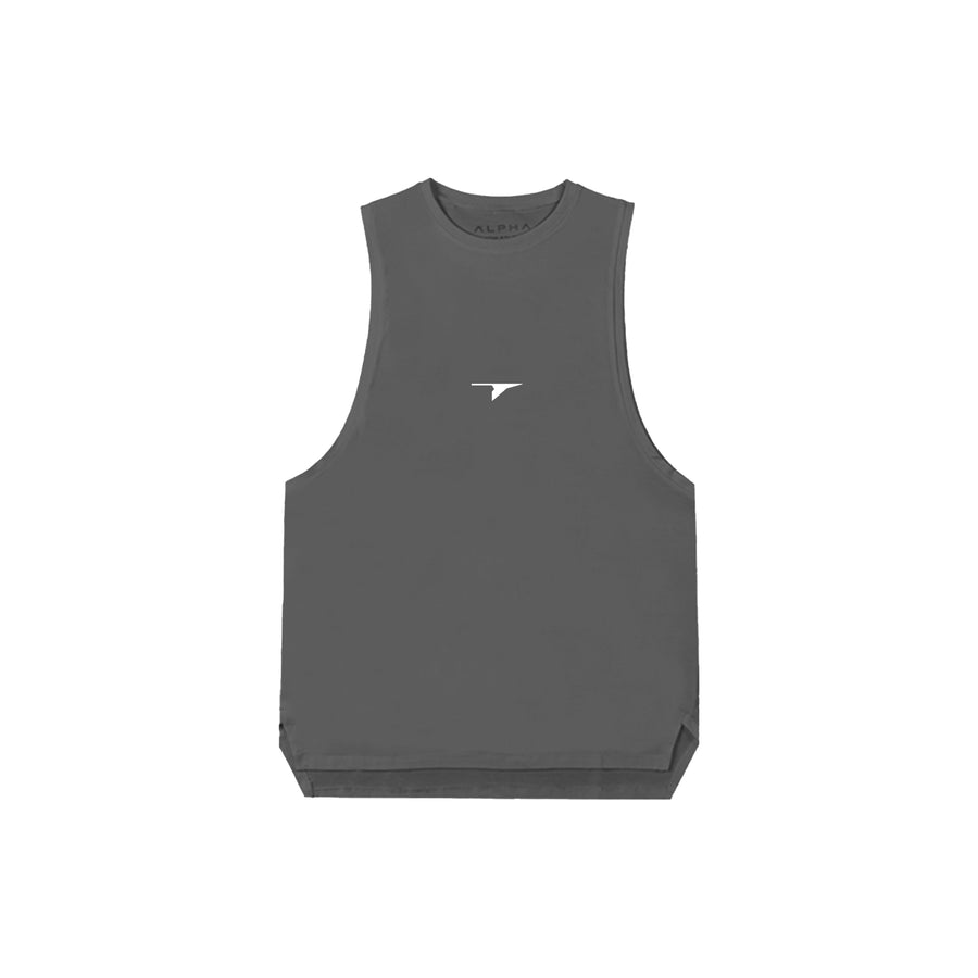AC1 Grounded Performance Tank - Dark Grey *