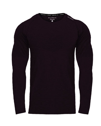3D KNITTED™ Performance Shirt - Long Sleeve - Forge