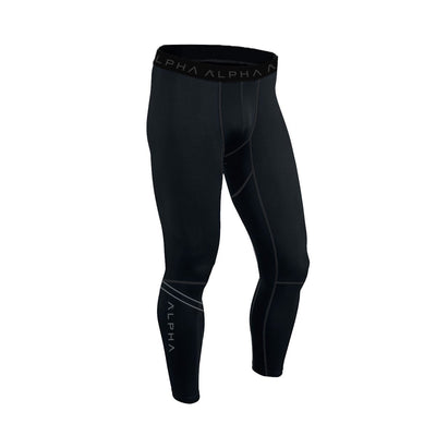 Performance Compression Pants - Stealth
