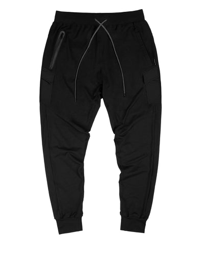 Lite Performance Jogger Cargo - Stealth