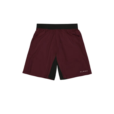 "Adaptive Performance Short - 9"" - Forge"
