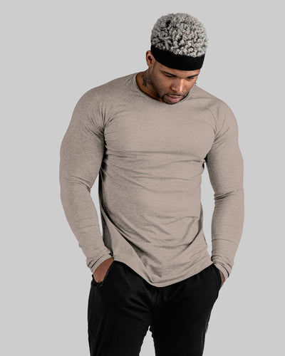 LS Athleti-Fit™ - Stamped - Washed Dune