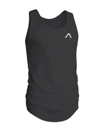 The Stamp Athleti-Fit™ Tank - Black