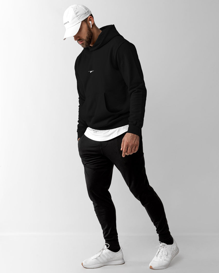 AC1 Grounded Performance Hoodie -  Black *