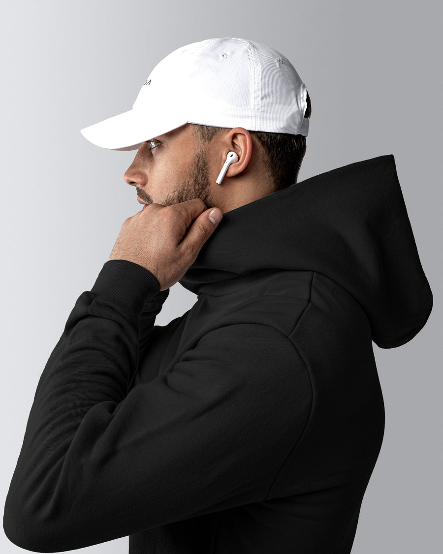 Grounded Performance Hoodie - Black