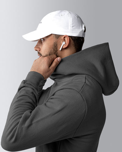 Grounded Performance Hoodie -  Obsidian