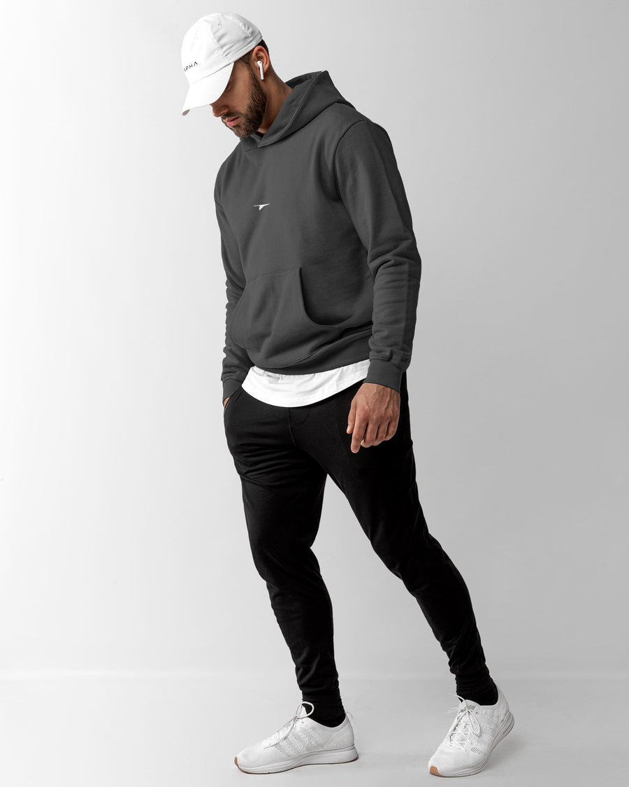 AC1 Grounded Performance Hoodie -  Dark Grey *