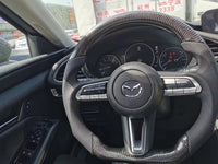 Mazda 3 2020 CX30 Carbon Fiber Steering Wheel Assembly