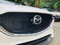 CX5 Front Grill Crystal Glass Logo